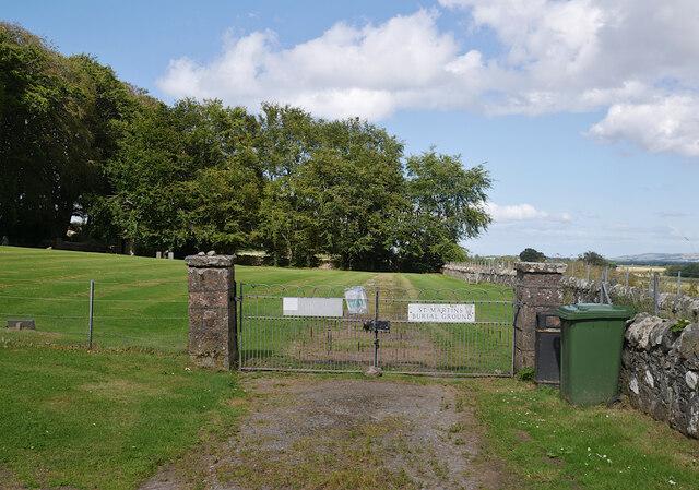 St Martins Burial Ground