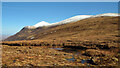 NC5627 : Peat Bog on the Western Flanks of Ben Klibreck, Sutherland by Andrew Tryon