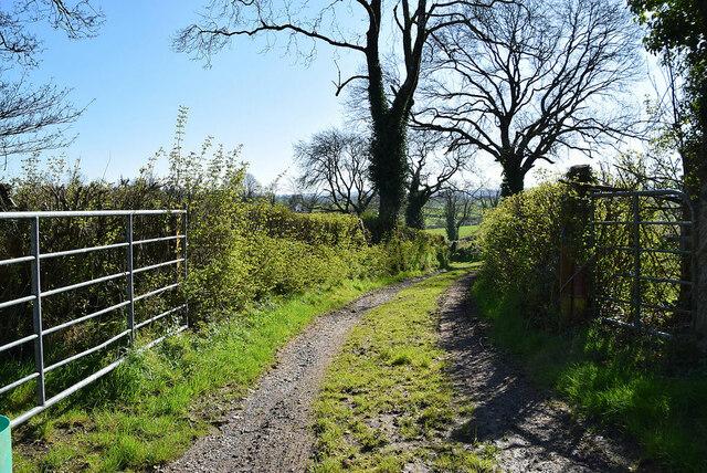 Lane, Aghingowly
