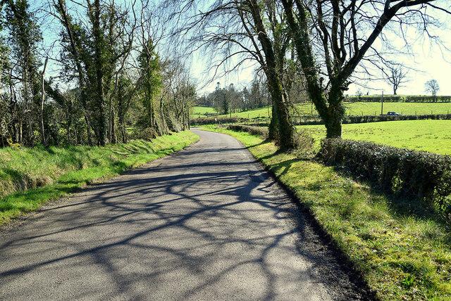 Shadows, Aghintain Road