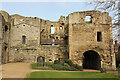 SK7954 : Newark Castle by Richard Croft