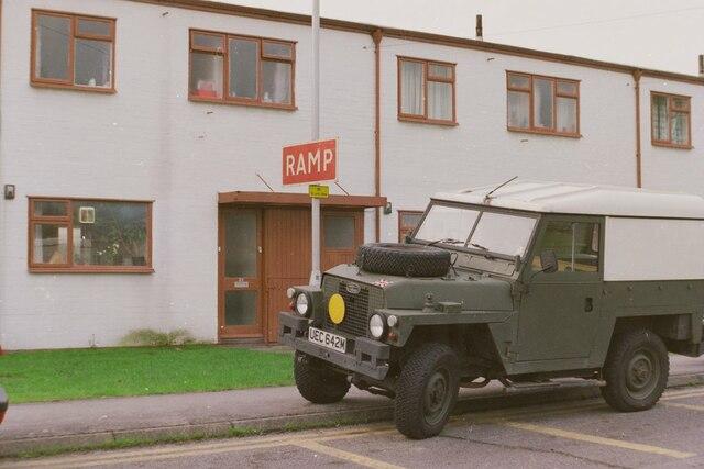 Staff Accommodation, Northwick Park Hospital, 1995