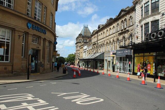 James Street, Harrogate