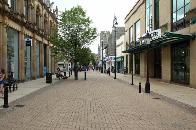 Cambridge Street, Harrogate