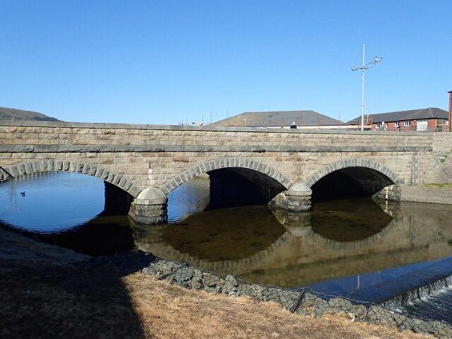 Castle Bridge, Newcastle
