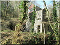 SX4269 : Converted engine house in Danescombe Woods by Roy Hughes