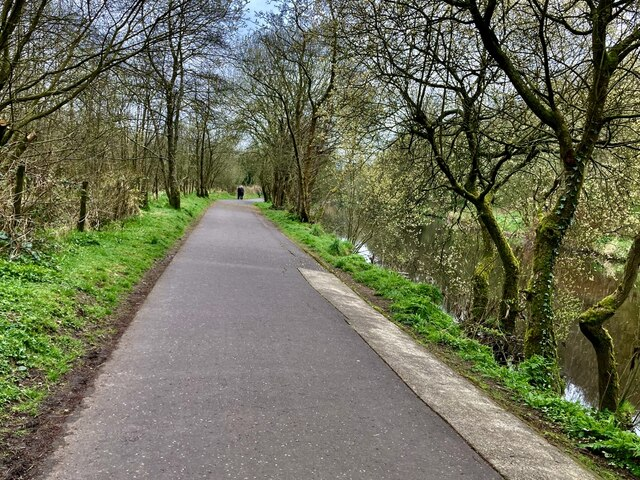 Highway to Health Path