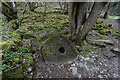SK1865 : Two Millstones, Lathkill Dale by Brian Deegan