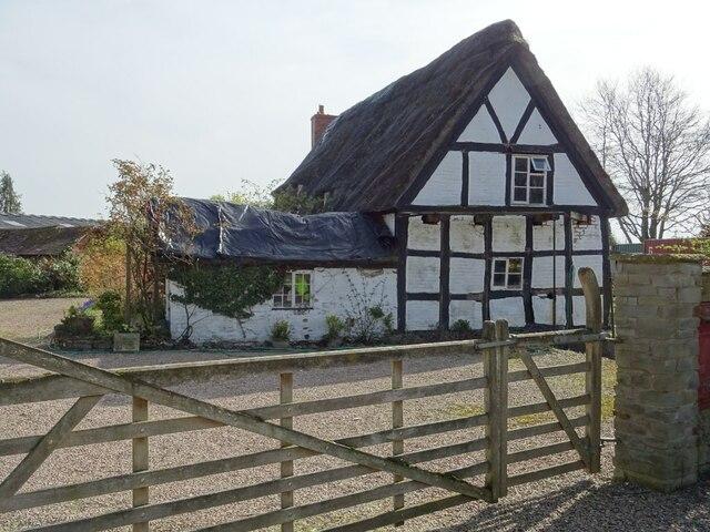 Kerswell Green Farmhouse