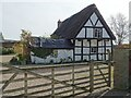 SO8646 : Kerswell Green Farmhouse by Philip Halling
