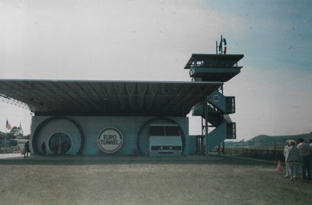 Eurotunnel visitor centre