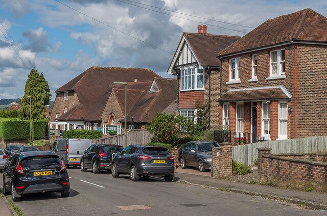 Chartfield Road by Ian Capper