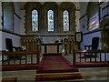 SE3651 : All Saints, Spofforth - chancel by Stephen Craven