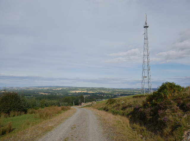 Transmitter, Auchmore Wood