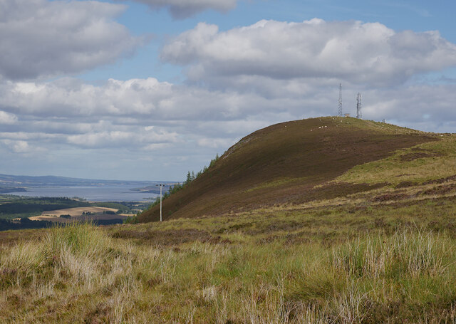 Moorland, Cnoc Udais