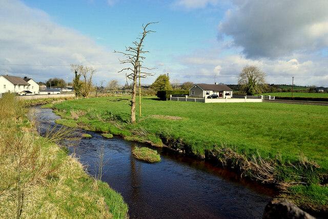 Cloghfin River, Beragh / Cooley