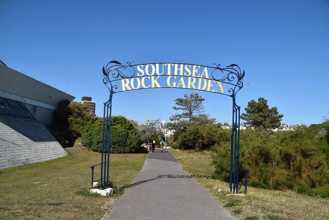 Southsea Rock Garden