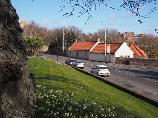Belhaven Road Dunbar
