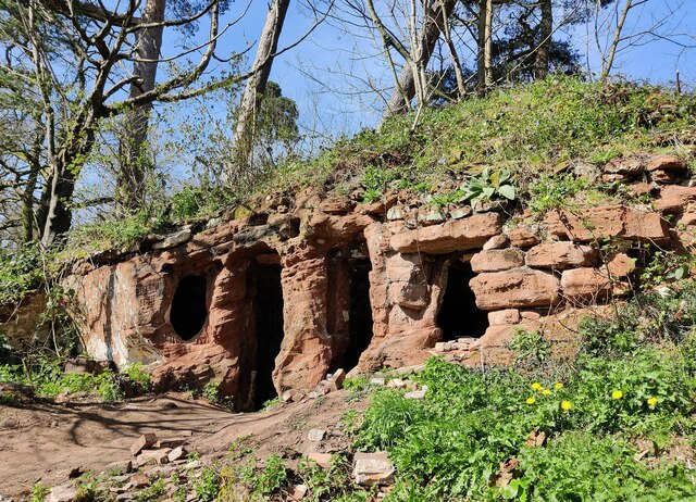 Sampson's Cave near Enville