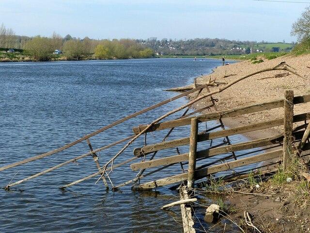 River Trent at Stoke Bardolph