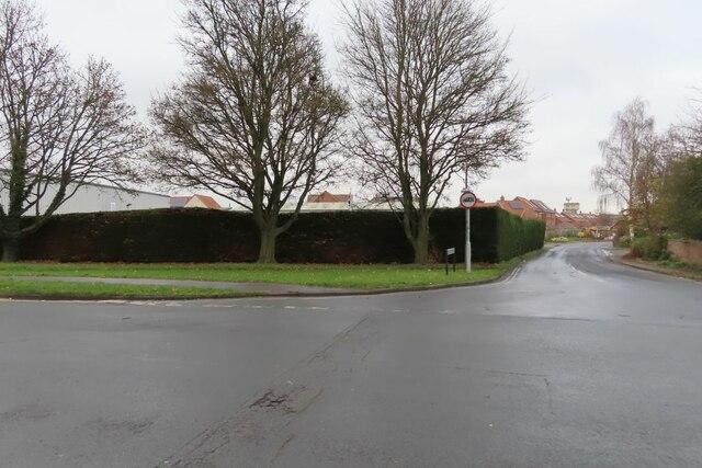 Site of the Creamery