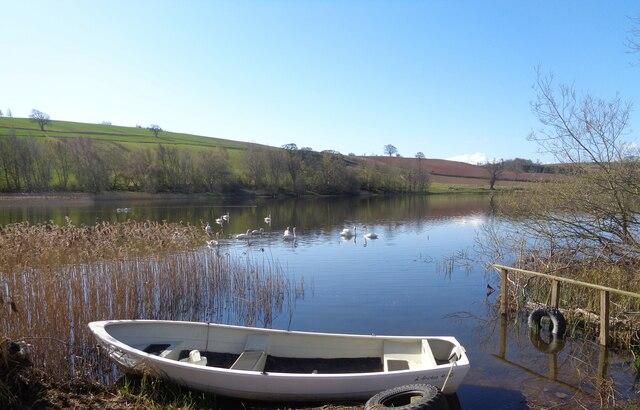 Wooden Loch Eckford