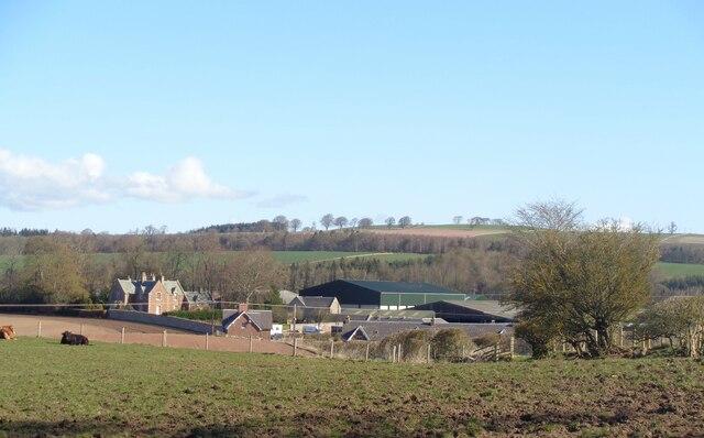 Mosstower Farm