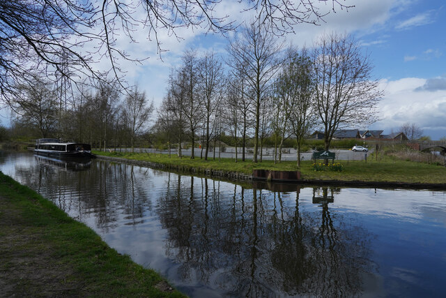 The Trent Mersey Canal