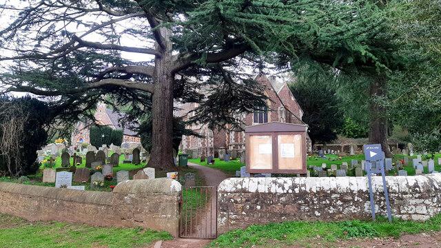 St. John's churchyard, 4