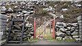 J3125 : BWC gate, Ben Crom Reservoir by Rossographer