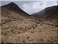 J3024 : Pipeline, Silent Valley by Rossographer