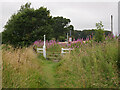 NH7047 : Level crossing, Milton of Culloden by Craig Wallace