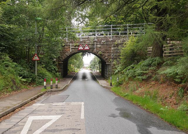 Railway bridge, Balloch