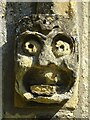 SP0243 : Grotesque on St Andrew's church by Philip Halling