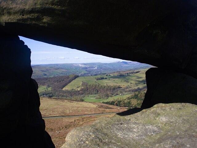 Window on the Derwent Valley