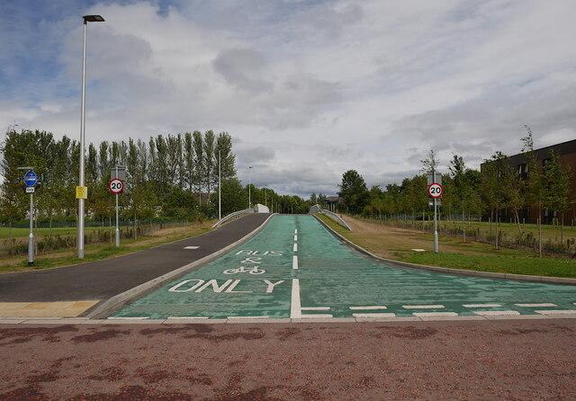 North Bridge, Inverness Campus