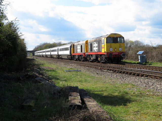 Class 20s at Cam & Dursley