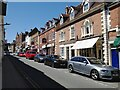 SP2865 : Uphill and southwest on Smith Street, Warwick 2013 by Robin Stott