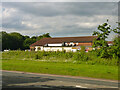 TQ7763 : Lordswood Sports and Social Club by Robin Webster