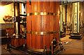 SK5852 : Papplewick Pumping Station - steam engine by Chris Allen
