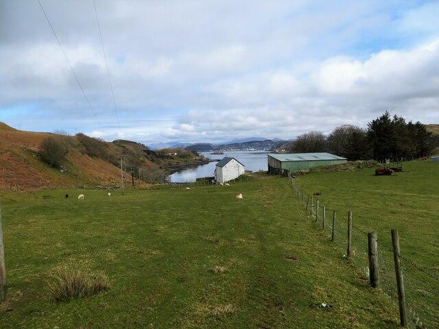 Farm of Ardchoirc, Kerrera