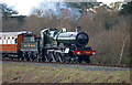SO8074 : Lady of Legend on the Severn Valley Railway by Chris Allen