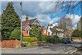 TQ2649 : 1 - 5 Blanford Road by Ian Capper