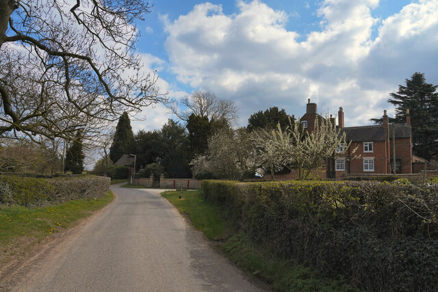 Kirk Langley Village
