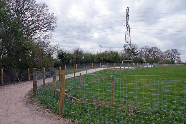 Temporary Kenilworth Greenway