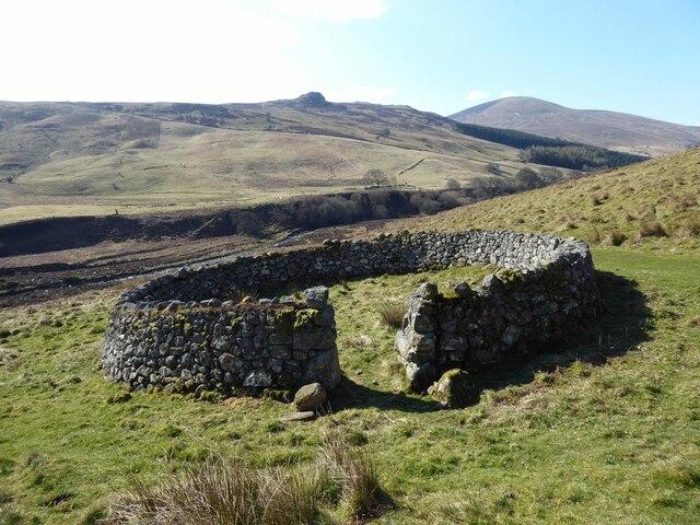 Exquisite sheepfold