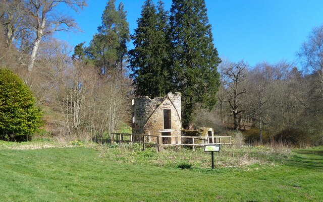 The Old Laundry at Mellerstain