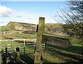 SD2779 : Footpath sign near Bortree Stile by Adrian Taylor