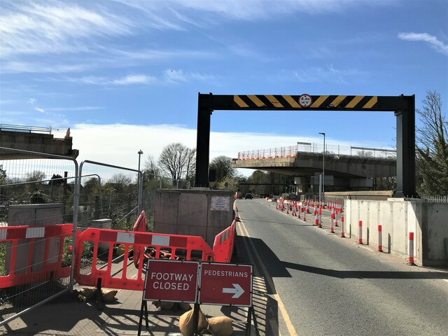 Removal of the A14 Huntingdon flyover - Photo 29