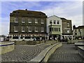 SZ6299 : The Spice Island Inn in Portsmouth by Steve Daniels